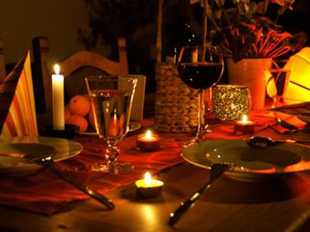 candlelight valentines dinner 1 - Home Page
